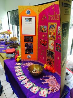 Culture Day, India Culture, Class Displays, Classroom Displays, Daisy Scouts, Girl Scouts, Gs World, Indian Project, Multicultural Activities