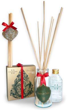 Kit Difusor de Aromas 250ml Cheiro de Natal