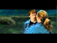 Ron and Hermione Hug Scene HD.wmv
