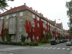 This is where I will buy an apartment when i move back to Oslo. Jessenløkken at Fagerborg in Oslo.