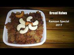 Bread halwa | Ramzan special 2017 recipe – Poornima's Kitchen – Veg and Non-veg Recipes