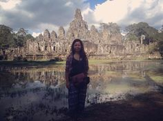 Bayon Temple, Siem Reap, Cambodia Siem Reap, Cambodia, Monument Valley, Grand Canyon, Temple, Nature, Travel, Naturaleza, Viajes