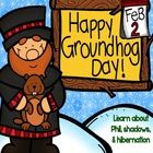 Happy Groundhog's Day is a 128 page pack that combines learning about Groundhog's Day, hibernation, and shadows all in one nice neat package! Super...