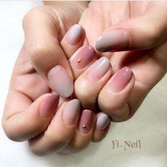 47 Most Amazing Ombre Nail Art Designs #nailart