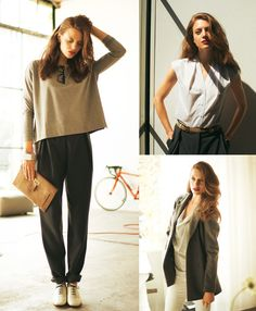 KELNES   Read the article 'Necessary   Neutrals: 10 Women's Sewing Patterns' in the…