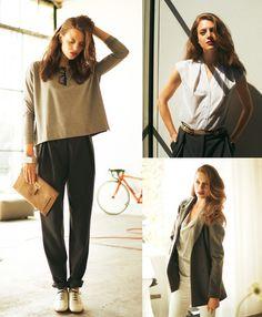 Necessary Neutrals: 10 Women's Sewing Patterns – Sewing Blog   | BurdaStyle.com