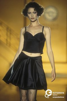 Gianni Versace, Autumn-Winter 1994, Couture
