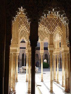 Alhambra El jardin de los Leones