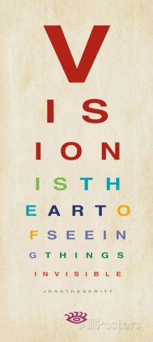 Visions Reproduction d'art