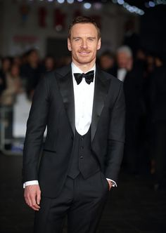 And Now, a Selection of Supersexy Pictures From Michael Fassbender: Michael Fassbender's sex appeal is absolutely undeniable.