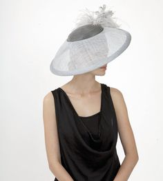 Long Live Feathers - Dress Hat | Ceremony Hats by Marzi