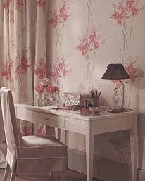 Barrington Rose/Pink från Nina Campbell