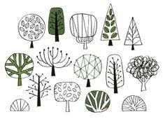 Toru Fukuda - Trees