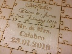 A personal favorite from my Etsy shop https://www.etsy.com/listing/247321600/large-custom-size-blank-wooden-wedding