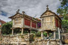 Hórreo de Galicia