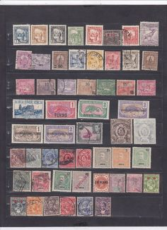 1089 Mix World Unchecked Stamps Mint Hinged & Used Great Collection