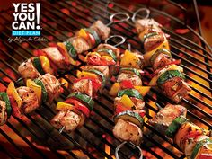 Healthy BBQ - A healthy option for your Yes You Can! Diet Plan lunch
