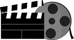 Film clip art from mycutegraphics.com