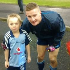 Ciaran Kilkenny with Darragh Sports, Hs Sports, Sport