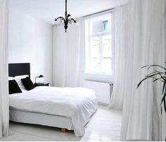Inspirational images and photos of Belgium : Remodelista  curtains