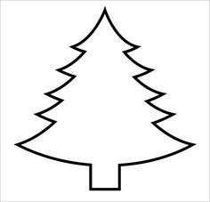 dessinsapin - recherche google   malvorlage tannenbaum, weihnachtsbaum schablone, tannenbaum