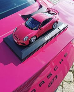 """Exclusive-Porsche-Models on Instagram: """"***custom model Sunday *** without too many words. We just let the color speak for itself. Enjoy the model @porschepraha and make sure to…"""""""