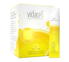 "VIDACELL® 30 Serving Box VIDACELL® is a unique, functional food that helps to fight the ""cellular aging process"" by providing the essential nutrients necessary to protect, repair and renew the body at a cellular level. 1 Box of 30 stick packs of VIDACELL® Spirulina, How To Stay Healthy, Healthy Life, Healthy Nutrition, Sleep Apnea Treatment, Dna Repair, Anti Aging Supplements, Cellular Level, Aquaponics System"