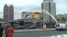 Niezwykly Swiat - Holandia - Rotterdam Opera House, Building, Travel, Viajes, Buildings, Trips, Traveling, Tourism, Opera