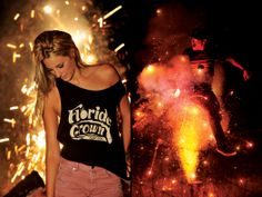Bonfire photo shoot, look book 2013 www.FLOMOTION.com Photo: AJ Neste