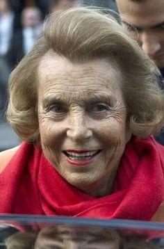 #11 Liliane Bettencourt & family $34.2 Billion