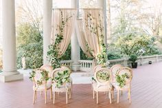 Bougainvillea Inspired Wedding Ideas