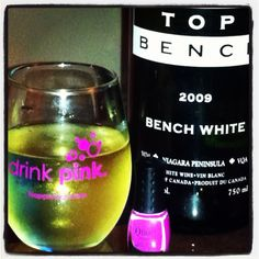 Top Bench white wine! Love it!