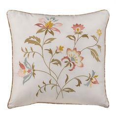 Always Home Caroline Throw Pillow, Multicolor
