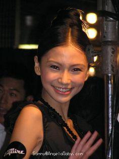 Angeladevil #angelababy #plastic #real face #楊穎