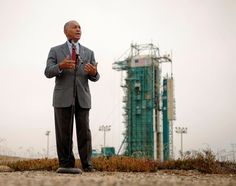 NASA Administrator Charles Bolden was on hand Monday, July where he addressed members of the media about the importance of this mission. Pho...