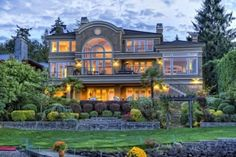 seattle,wa mansion