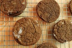 joe froggers recipe, salty molasses cookie with a hint of rum | dearsweetwood.com