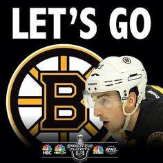 Let's Go Bruins!  Hockey season is just around the corner!!