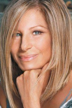 Born April 24th Barbara Streisand...