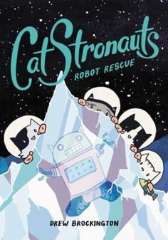 When Cat-Stro-Bot gets into trouble while helping the CatStronauts team with their research on Europa, the CatStronauts defy mission control and undertake a secret mission to save their friend on Jupiter's frozen moon.