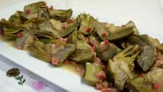 Éxito asegurado! Cocina Alcachofas con jamón con esta receta paso a paso y sorprende a tu familia. Recetas fáciles para cocinar rico y variado con poco dinero.