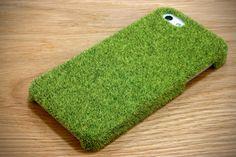 Shibaful Lush Lawn iPhone Case