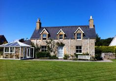Kerrisdale. Self-Catering accommodation, Dornoch.
