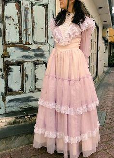 Dressed To Frill Kawaii Fashion, Lolita Fashion, Cute Fashion, Fashion Outfits, Pretty Outfits, Pretty Dresses, Beautiful Dresses, Cute Outfits, Aesthetic Fashion
