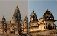 Orchha, Madhya Pradesh  Built on the Betwa River in Madhya Pradesh, the ancient city of Orchha houses the citadels and cenotaphs of the Bundela rulers...