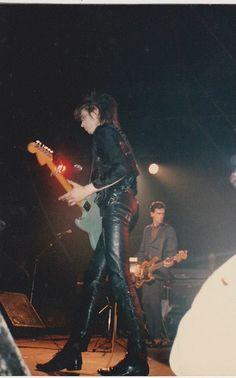 Blixa Bargeld in concert