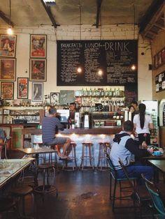 Cafe — The Forgotten Garden