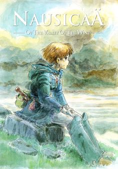 Nausicaä Of The Valley Of The Wind.