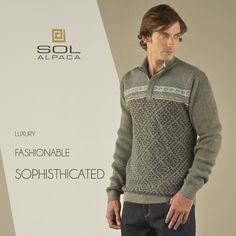 Few days separate us from the launching of our new Autumn/Winter 2016-2017 collection! The details, prints and colours used in the garments for this collection will make men stand out from the crowd. Stay tuned! Soon available in our online store!  #SolAlpaca #clothing #alpaca #menwear #fashion #FeelWarmer