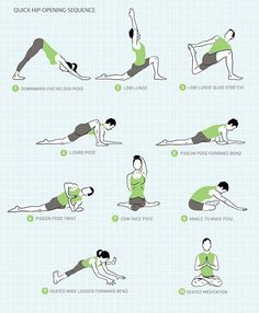 Essential Sequence: Quick Hip Openers   Jason Crandell Vinyasa Yoga Method
